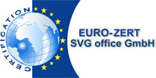 Partner der EURO-ZERT SVG office GmbH